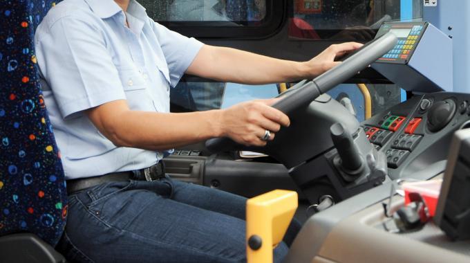lavoro autisti autobus