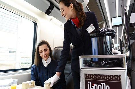 lavoro ristorazione treno