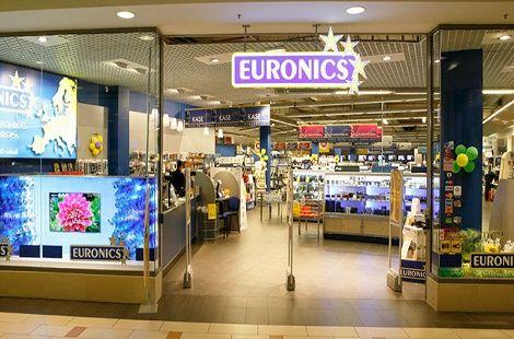 lavoro euronics