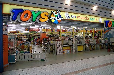 lavoro toys center