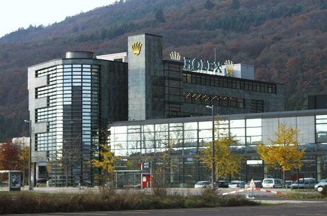sede rolex svizzera
