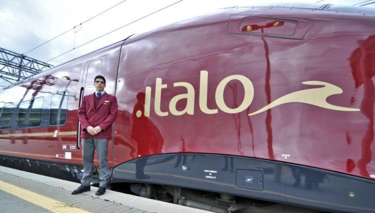 lavoro italo treno italia