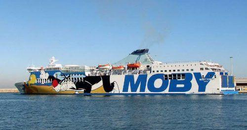 lavorare sui traghetti