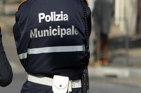lavoro polizia municipale