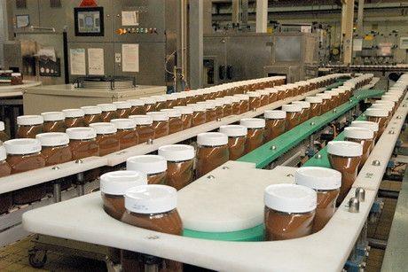 produzione nutella ferrero