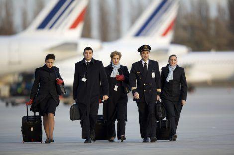 assunzioni controllori air france