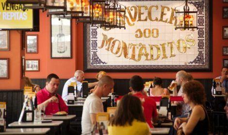 ristorante 100 montaditos