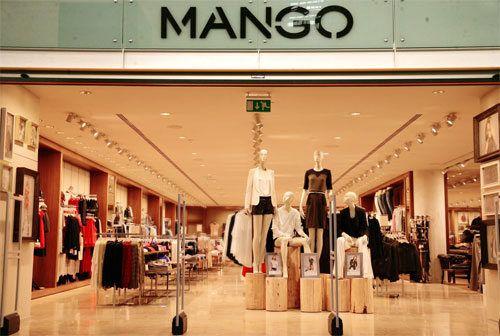 negozio mango