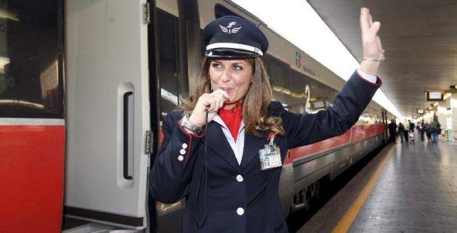 ferrovie dello stato donne