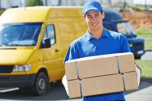 lavoro consegna pacchi