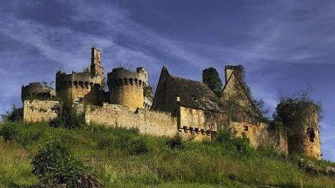 re di un castello francia