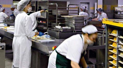 lavoro cucina ospedali