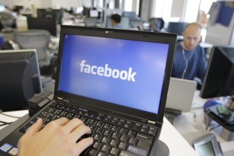 lavoro facebook italia
