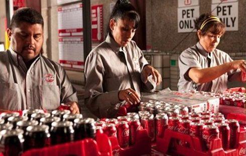 lavoro coca cola italia