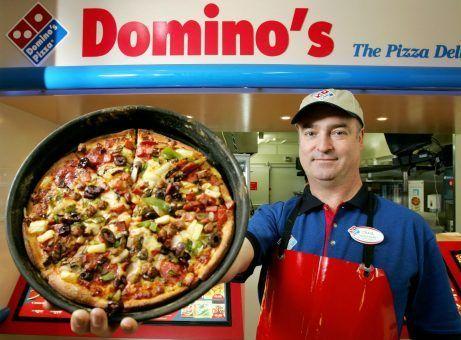 domino's pizza lavoro