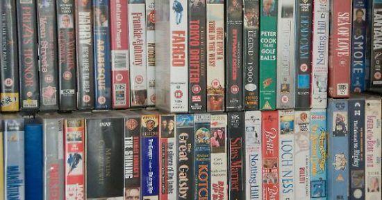 videocassette rare