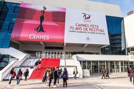 festival di cannes 2018 lavoro