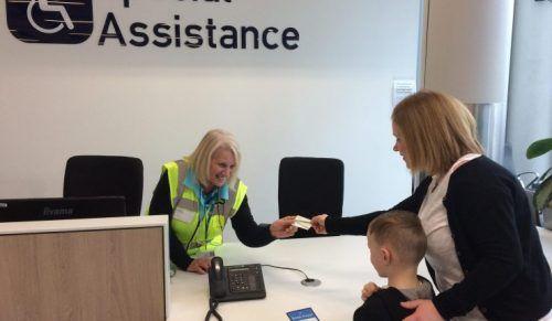 lavoro assistenza clienti aeroporto