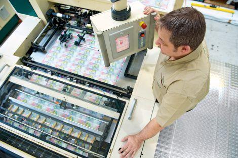 banca italia assume operai per produzione banconote