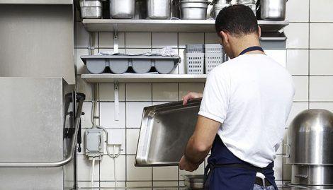 lavoro pulizie ristoranti