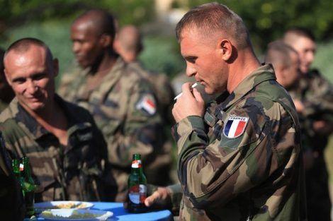 legione straniera francese lavoro