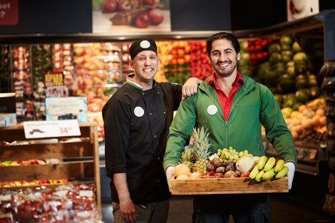 lavoro coop italia