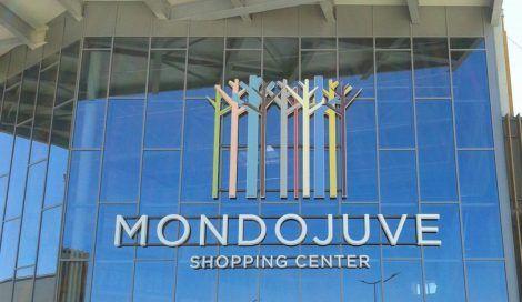 mondo juve centro commerciale
