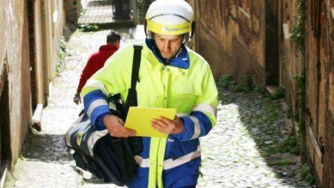 lavoro portalettere poste italiane