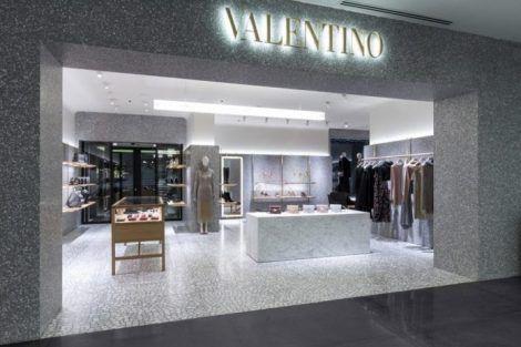 negozio valentino italia lavoro