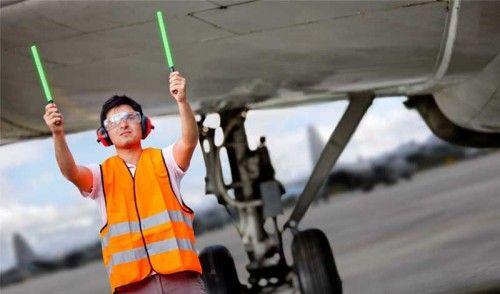 lavoro manutentori aeroporto