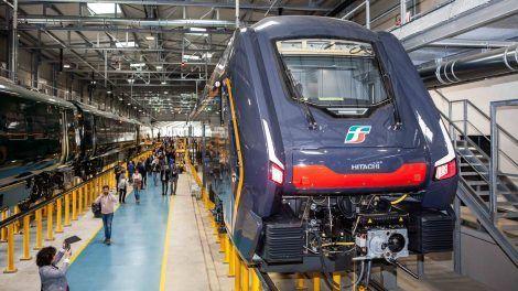 Hitachi Rail Italy lavoro
