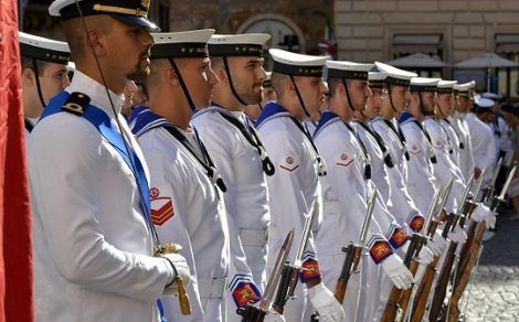 concorso pubblico marina militare