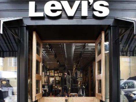 negozio levi's