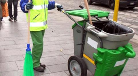 operatori ecologici lavoro