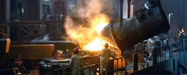 lavoro acciaieria