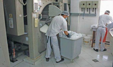 lavoro addetti lavanderia industriale