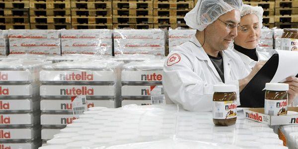 lavoro ferrero italia 2019