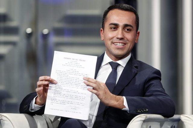di maio reddito di cittadinanza italiani