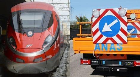 ferrovie dello stato anas