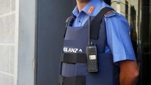lavoro guardia giurata