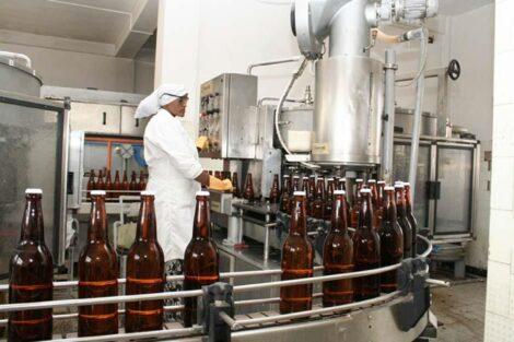 beer factory job