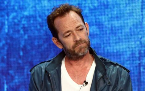 luke perry morto