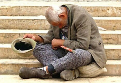 sud italia povero