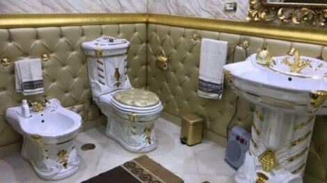 bagni d'oro