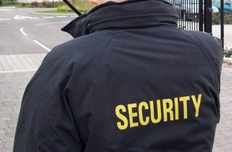lavoro addetto sicurezza