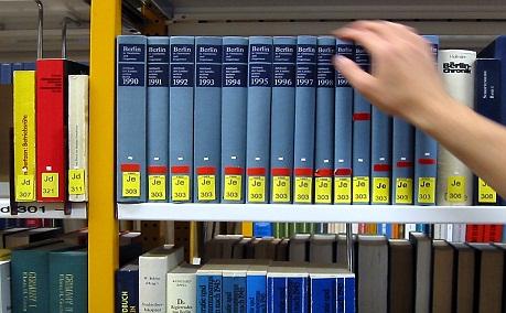 lavoro assistente biblioteca