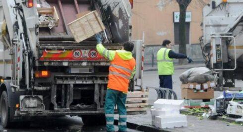 lavoro rifiuti italia