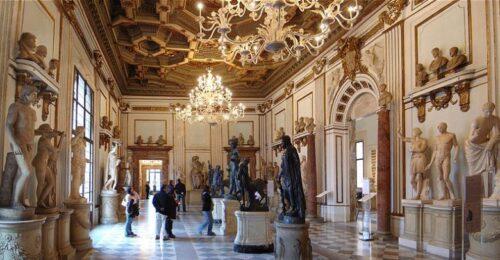 addetti sorveglianza musei