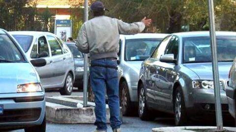 parcheggiatore abusivo napoli