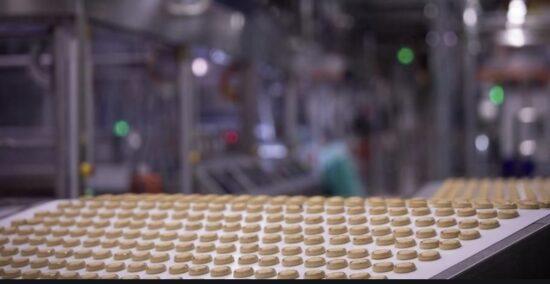 produzione nutella biscuits ferrero